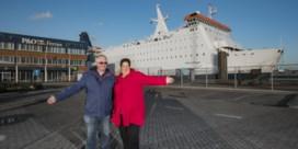 Veerboot Zeebrugge-Hull blijft voorgoed aan wal