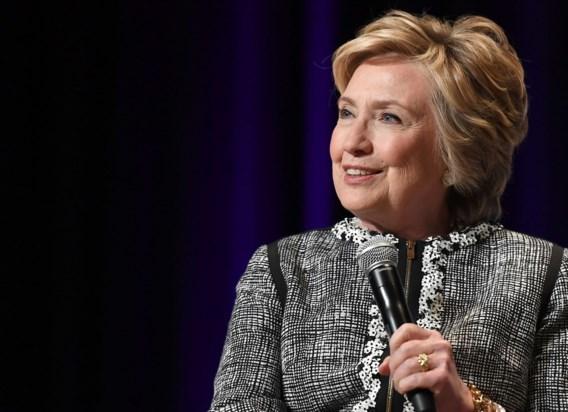 Hillary Clinton werkt aan serie over stemrecht voor vrouwen