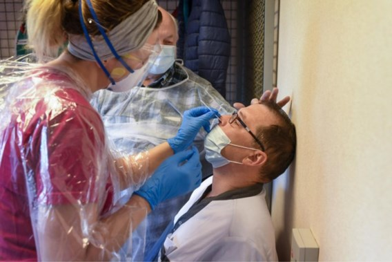 Opnieuw preventieve tests mogelijk in woonzorgcentra