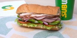 Ierse rechtbank vindt broodje van Subway geen brood