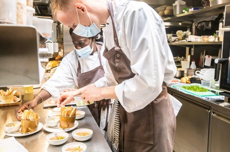 Het HR-succesrecept van Restaurant De Steenen Haene