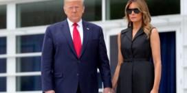 Donald Trump en Melania vertonen milde symptomen na besmetting coronavirus