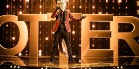 Otter verlaat 'The masked singer': 'Vloog speciaal voor de opnames naar België'
