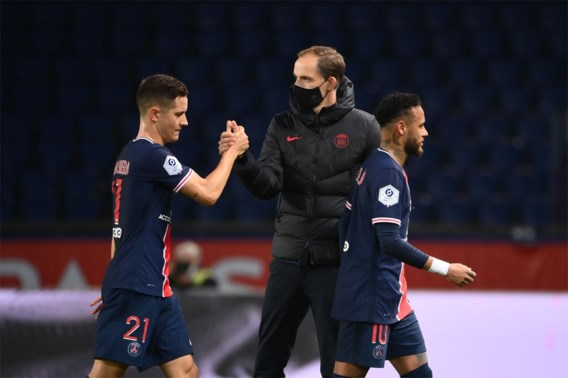 Trainer en sportief directeur van PSG ruziën over (gebrek aan) transfers