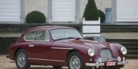 Aston Martin van koning Boudewijn volgende week geveild in Knokke-Heist