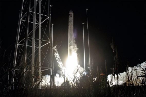 Miljoenentoilet onderweg naar ISS