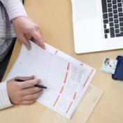 Belastingaangifte corrigeren
