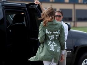 Melania Trump gefrustreerd over kritiek in gelekt telefoongesprek