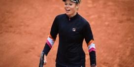 Laura Siegemund zit voor het eerst bij laatste acht op Roland Garros
