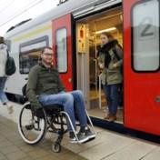 Nieuwe treinen moeten 'van begin- tot eindhalte voor iedereen toegankelijk zijn'