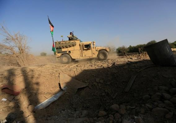 Aanslag op Afghaanse gouverneur kost aan acht mensen het leven