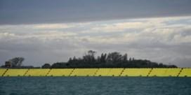 Opgelucht Venetië houdt voeten droog: peperdure dam werkt