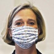 Delphine van Saksen-Coburg: 'Ik verwacht niets meer van het koningshuis'