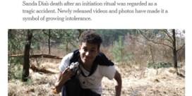 NYT ziet in dood Sanda Dia symbool van racisme