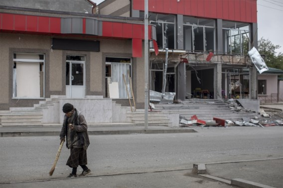 Armenië: 'Azerbeidzjaanse leger neemt Nagorno-Karabach in de tang'