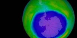 Ozongat boven Antarctica een van grootste en diepste van afgelopen jaren