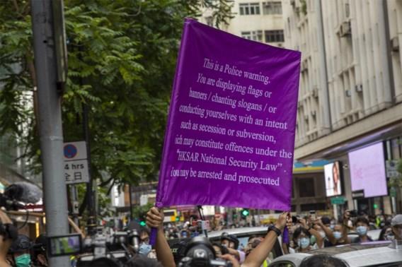 Les over onafhankelijkheid kost leerkracht in Hongkong zijn job