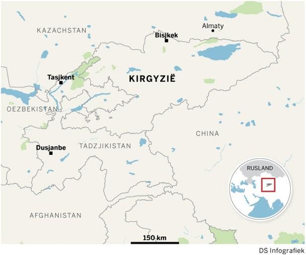 Premier Kirgizië neemt ontslag na protesten tegen verkiezingsbedrog