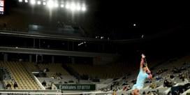 Nadal moet tot halftwee 's nachts tennissen om voorbij Sinner te raken op Roland Garros