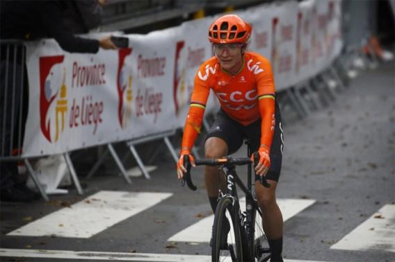 Wielerploeg Marianne Vos verschijnt na coronageval niet aan de start van Brabantse Pijl