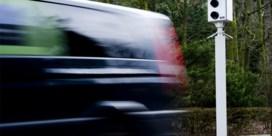 Binnenkort GAS-boetes voor lichte snelheidsovertredingen