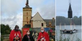 Restauratie van kasteel van Horst begint met verwijdering donjon