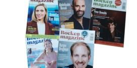 Het knip- en plakwerk vanBoeken Magazine