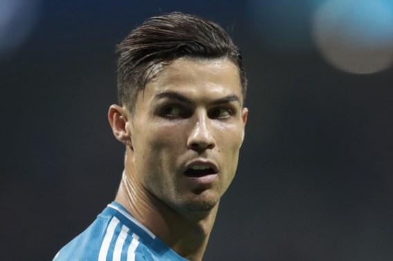 Ronaldo en andere Juve-internationals hebben quarantainemaatregel geschonden