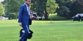 Witte Huis wordt stilaan ziekenboeg