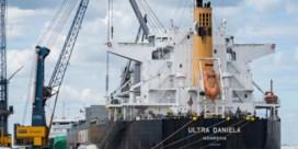 Politie doet opnieuw grote drugsvangst in Gentse haven