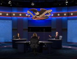 Hoogtepunten van een vicepresidentieel debat dat nog nooit zo belangrijk is geweest