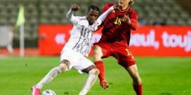 Experimenteel België speelt gelijk tegen Ivoorkust