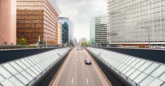 Werken in Brussel: