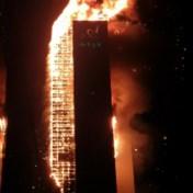 Negentigtal naar ziekenhuis na brand in Zuid-Koreaanse wolkenkrabber