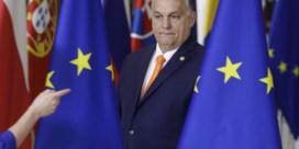 Parlement vastbesloten om Orban en co. financieel te straffen