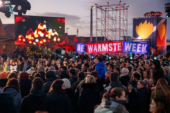 Vlaanderen loopt niet warm voor Warmste Week