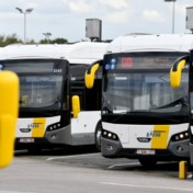 Slechts een derde van chauffeurs De Lijn rijdt uit tijdens staking