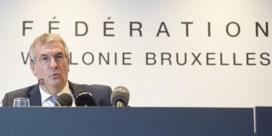 Minister-president Franse gemeenschapsregering test positief
