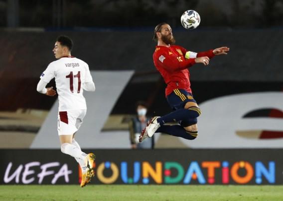 Spanje wint zuinig, Duitsland boekt eerste zege ooit in Nations League