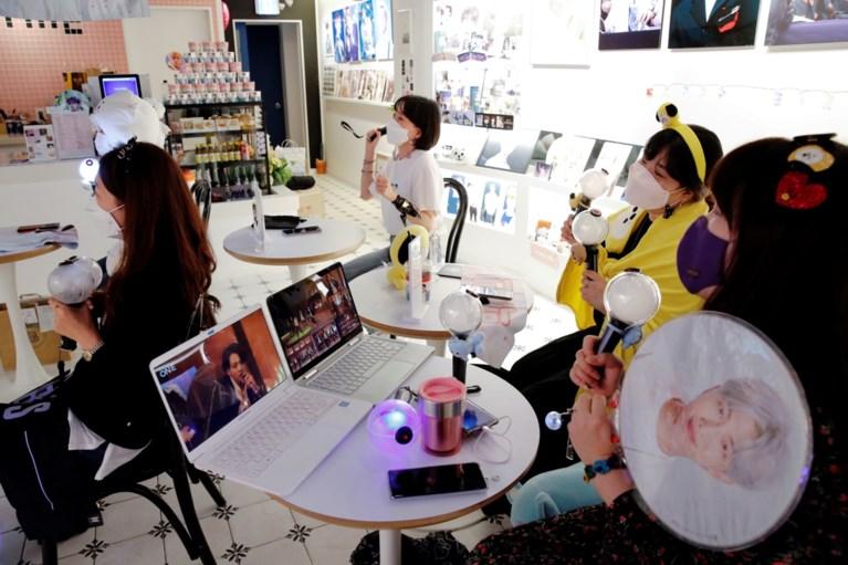 Meer dan 100 miljoen fans voor online concert van Koreaanse BTS