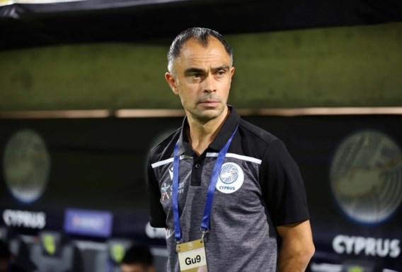 Johan Walem verliest ook vierde interland als bondscoach van Cyprus