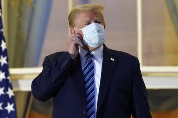 Trump plant nieuwe campagnemeeting aan het Witte Huis