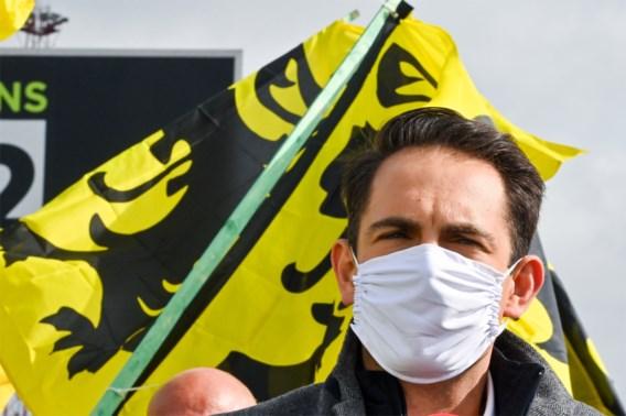 Regeringsblog | Vlaams Belang blijft de grootste partij, SP.A gaat 'vooruit'