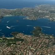 Toeristen nemen 'vlucht naar nergens' boven Australië