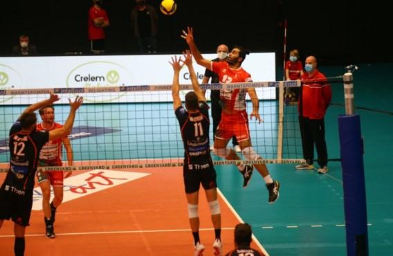 Maaseik beent Roeselare bovenaan bij in EuroMillions Volley League
