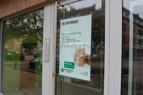 Dit dorp verliest laatste bankautomaat: 'Een echte schande. We moeten op de duur zelf bank spelen'