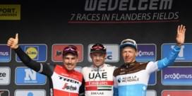 """Oliver Naesen: """"Ik stond al op het podium in Gent-Wevelgem, nu wil ik meer"""""""