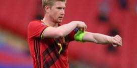 Nieuwe tegenslag voor de Rode Duivels: Kevin De Bruyne haakt af voor duel tegen IJsland