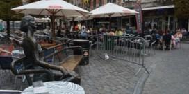 Leuven scherpt maatregelen aan: restaurants op weekdagen dicht om 23 uur, geen alcohol op straat na 22 uur