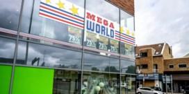 Mega World nu al in slechte papieren